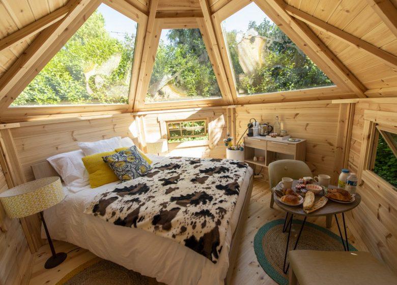 Camping le Pré des Moines - Copyright : b.teissedre