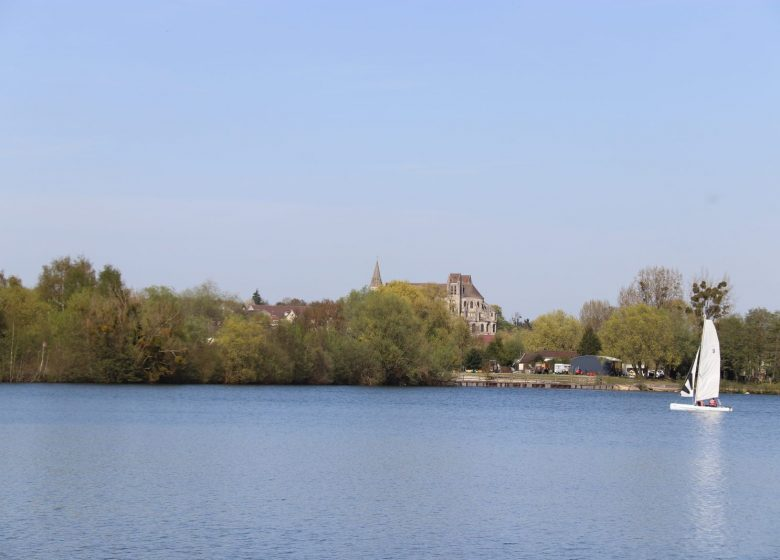 Base nautique de Saint-Leu-d'Esserent - Copyright : CreilSudOiseTourisme