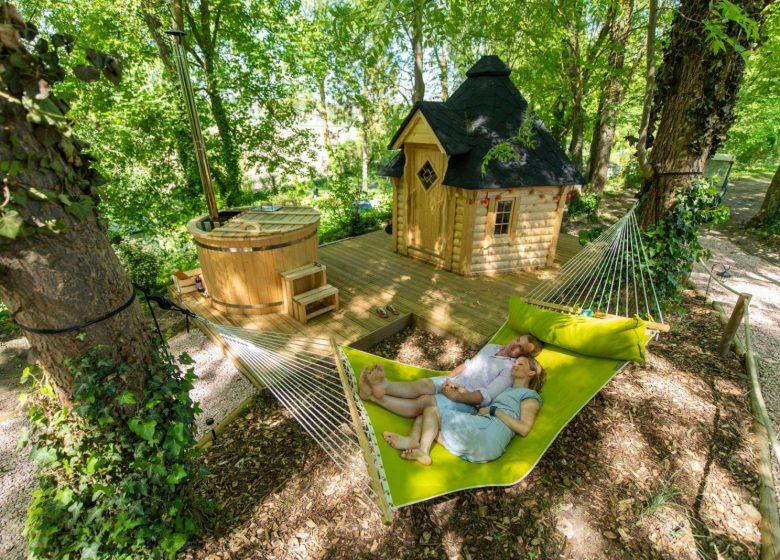 Camping le Pré des Moines - Copyright : Anne sophie BICHUT