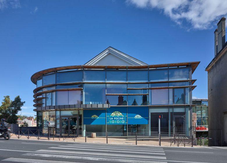 Piscine de Creil - Copyright : Agence architecture A26
