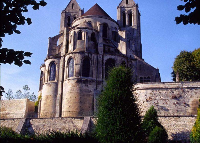 Abbatiale de Saint-Leu-d'Esserent - Copyright : Office de Tourisme Creil Sud Oise