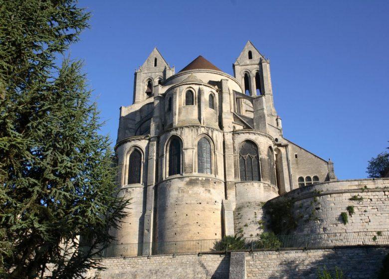 Abbatiale de Saint-Leu-d'Esserent - Copyright : Van Ees Beeck / Oise Tourisme