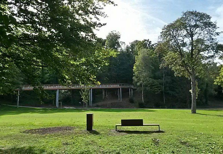 Parc de la Faïencerie - Copyright : OT Creil Sud Oise