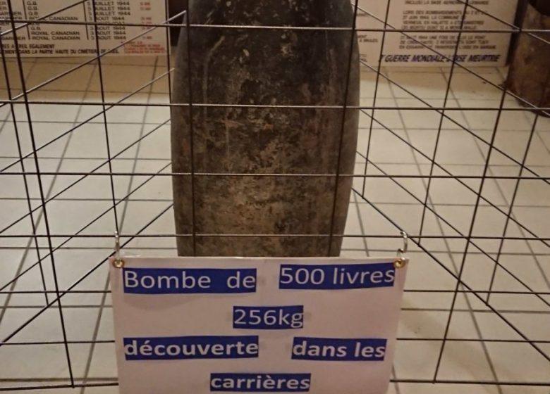 Musée des Bombardements - Copyright : Derniame