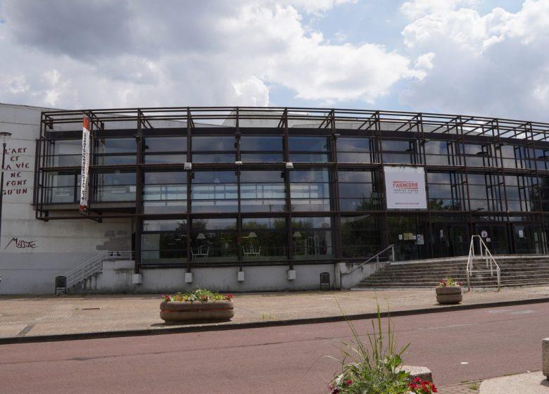 La Faïencerie-théâtre - Copyright : Creil Sud Oise Tourisme