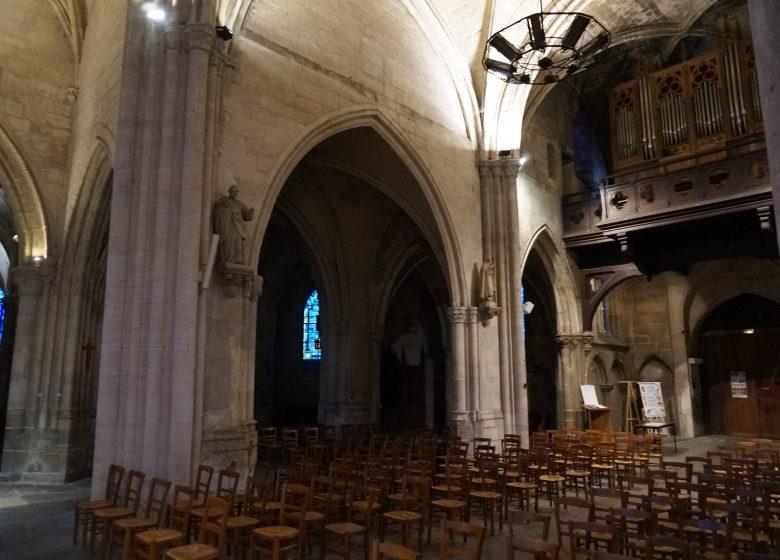 Eglise Saint-Médard - Copyright : OT Creil Sud Oise