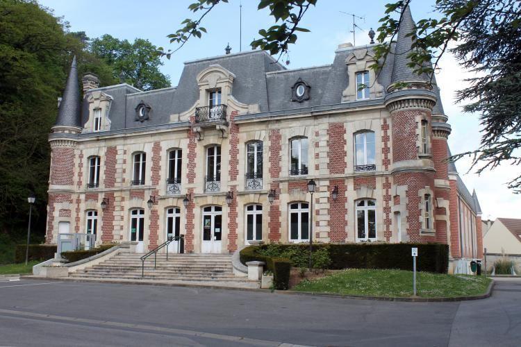 Espace Culturel Le Château des Rochers - Copyright : Ville de Nogent-sur-Oise