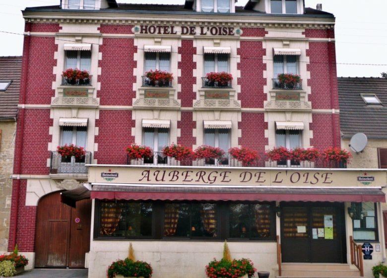 Hôtel de l'Oise - Copyright : Hotel de l'Oise Saint Leu d'Esserent