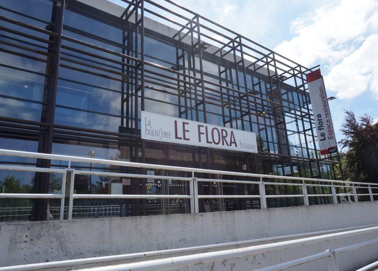 Le Flora - Copyright : Creil sud oise tourisme
