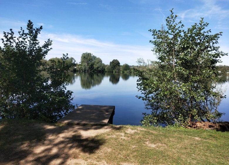 Parc de la Garenne - Copyright : Ville de Saint-Leu-d'esserent