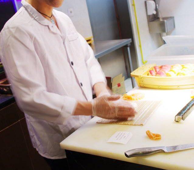 Miyako sushi - Copyright : miyako restaurant
