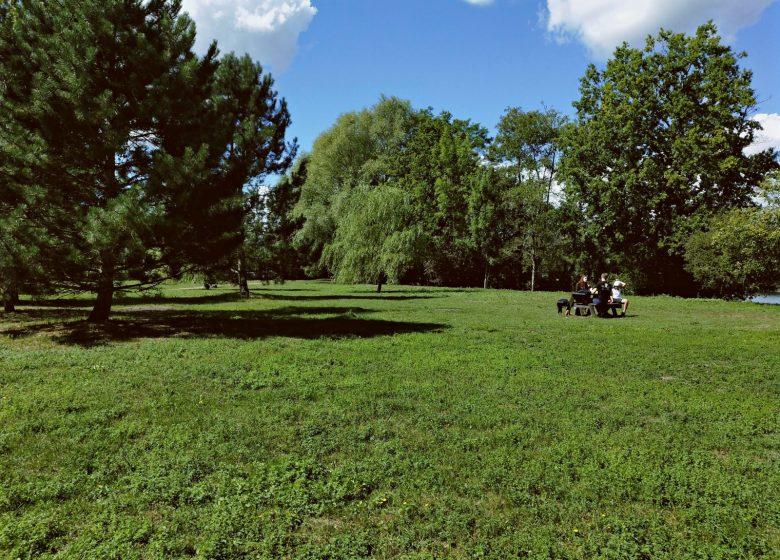 Parc de la Garenne - Copyright : Creil Sud Oise Tourisme