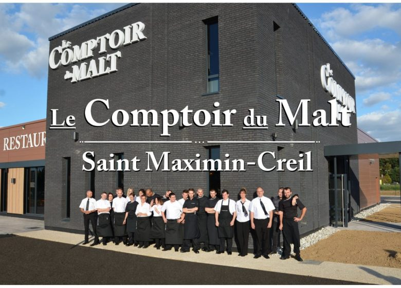 Le Comptoir du Malt - Copyright : le comptoir du malt creil saint maximin