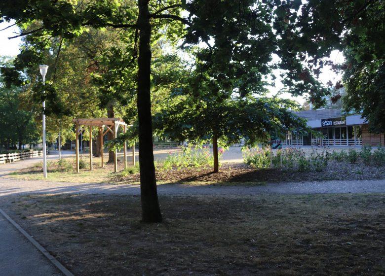 Parc Hébert - Copyright : OT Creil Sud Oise