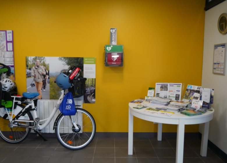 Relais vélo AXO - Copyright : creil sud oise tourisme