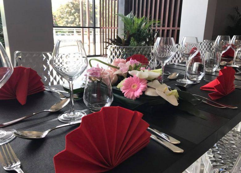 Le Flora - Copyright : La table de steph
